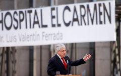 Doctora de Hospital El Carmen de Maipú dice que ya están eligiendo quién usa camas y quién no