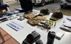 Carabinero mantenía droga en su casa: Lo acusan de integrar una banda criminal en Curicó