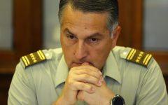 Las reuniones del general Mario Rozas con los directores de canales y medios de comunicación
